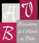 LOGO BRASSERIE HOTEL DE VILLE